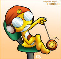 Kururu - not now, must yoyo by morganchan