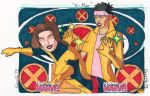 Women of Marvel - X-Men - Jubilee and Shadowcat by KerrithJohnson