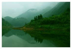 Three Gorges III by isotopez