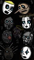Slipknot the nine finished by tikica123
