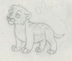 Baby Vitani by PurpleScorpion187