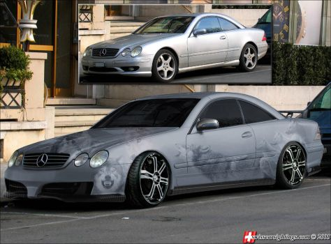 Mercedes Benz by IA-Jonny