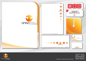 ankamall corporate identity by duygualtumsek