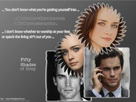 Fifty Shades of Grey: Fanmade by vansiibgjackson
