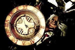 Steam Punk: Time is Gold by zerartul