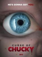 The Curse Of Chucky (Fan-Made) Movie Poster by ZsoltyN