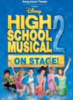 High School Musical 2 Poster by maddartist83
