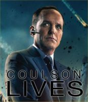 Agent Coulson Lives by TheInnerJamie
