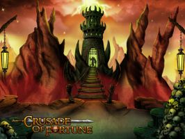 Crusade of Fortune by JenHell66