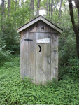 Overgrown outhouse by seeker-of-revelation