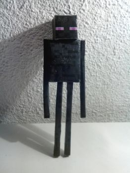 Enderman Minecraft by astre90