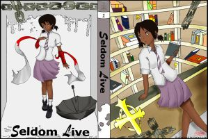Seldom Live Cover Colored by GeddonDusk