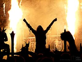 Watain Number 2 by MisterMettler