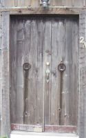 Weathered door of Rockport by UrbanekDesign