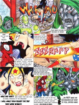 JLA Holding out for a Hero by YogurthFrost