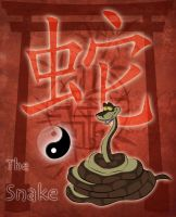 The Snake by EarthGwee