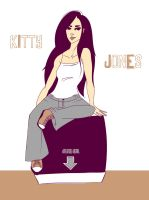 Kitty Jones by GlassSpiderweb