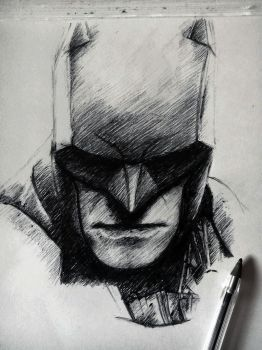 Incomplete Batman Arkham knight p.2 by Musiriam