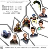 Doctor Who - New Doctors, Classic Monsters by DoctorWhoOne