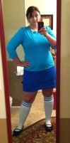 Fiona Cosplay: 75% Complete by kast43