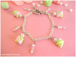 Twisted Marsh Charm Bracelet I by sunnyxshine