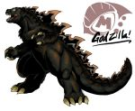 Kaiju Wars: Godzilla by Blabyloo229