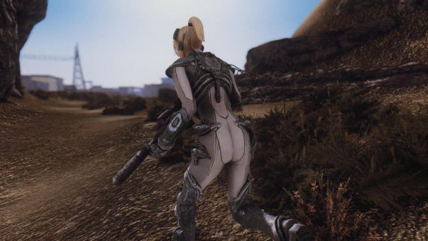 Nova in FNV pic 2 by m4a1devgru