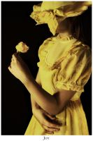 Emotive Colourway-Yellow by deathandpolitics