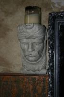 stone head1 by ESTilton