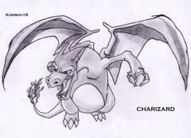 Charizard by Kuriboh18