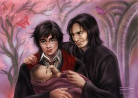 Harry Potter: New Beginning by daekazu