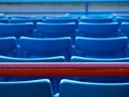 Stadium Seats by AquarianPhotography