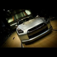 Nissan GT R by Genesis-Orbit