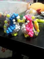 3d kandi penguins by BBEEAARR