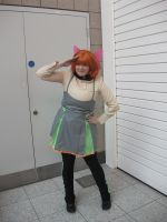 October London MCM Expo 2014 35 (Saturday) by Miku-Nyan02