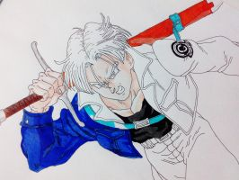 Trunks ..in progress by HBitwill