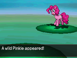 A Wild Pinkie Pie Appeared by DMN666