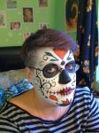 Voodoo Sugar Skull by CreativeExcess