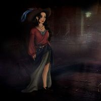 Dark Alley by LaurieCay