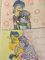Twilight will ALWAYS have Flash Sentry by Imtailsthefoxfan