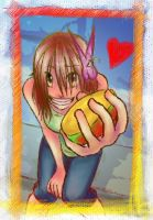 HOW 'BOUT A MANGO :D by chastened