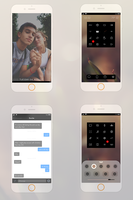 Custom iPhone 6 Setup by thinkcreate2