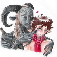 PanXTumnus by Mistress-D
