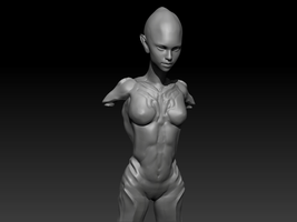 Cytherean 1 (WIP2) by JesseThompson