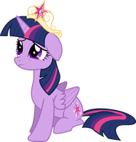 Twilight Sitting by AuburnBorbon