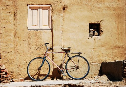 Egyptian Bicycle by 2-0-1-9