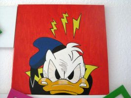 Donald angry by engelchen9378