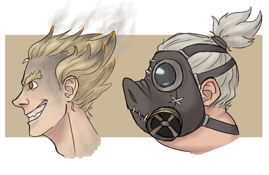 Junkers - Profiles by Funny-horsey
