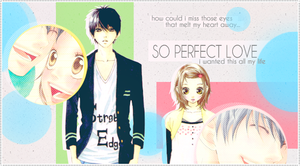 So Perfect Love by simplyKia