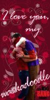 Big Bang Theory Valentine 10 by RWBloodyHell